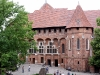 More of the Courtyard in Malbork Castle