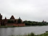 Another View of Malbork, Poland